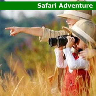 offerte hotel e parchi - safari adventure