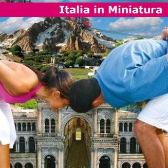 offerte hotel e parchi - italia-in-miniatura